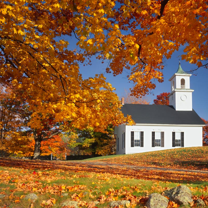 New England Wedding Venues: Country Weddings