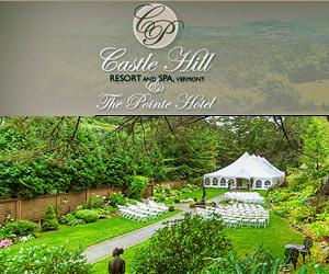 VT Weddings at castlehillresortvt