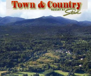Stowe VT Weddings at Town and Country Resort