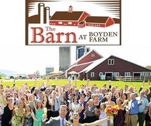 The Barn at Boyden Farm Vermont Weddings