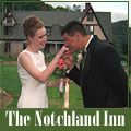 elope at the Notchland Inn in the White Mountains of New Hampshire