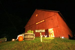 VT Barn weddings are a fun destination wedding idea.