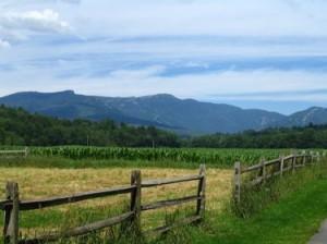Vermont Mountain View Farm Weddings